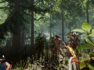 Feuer eignet sich gut als Waffe gegen Kannibalengruppen. Vorteil: Kannibalen schmecken knusprig gebraten besser als roh.