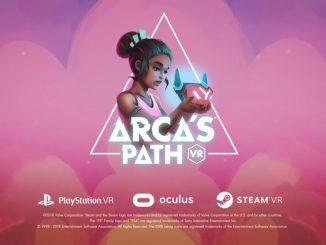 Arca's Path ist ein Puzzlespiel für Virtual Reality