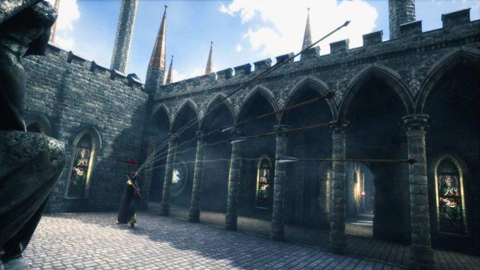 In Death VR - Roguelike a la Dark Souls