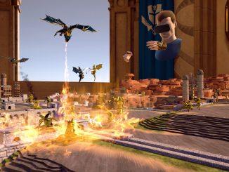 Brass Tactics ist ein Oculus Rift exklusives Strategiespiel für VR