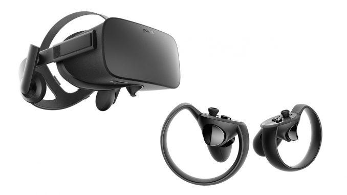 Oculus Rift Touch Bundle