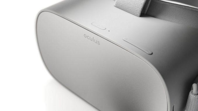 Mobile VR-Brille: Oculus Go