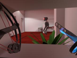 Budget Cuts ist einer der Top-Titel für VR