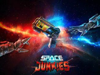 Space Junkies ist ein VR Multiplayershooter von Ubisoft