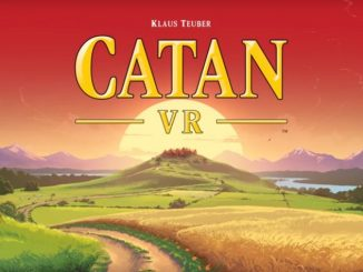 Catan VR fängt die Atmosphäre der Offline-Vorlage gut ein