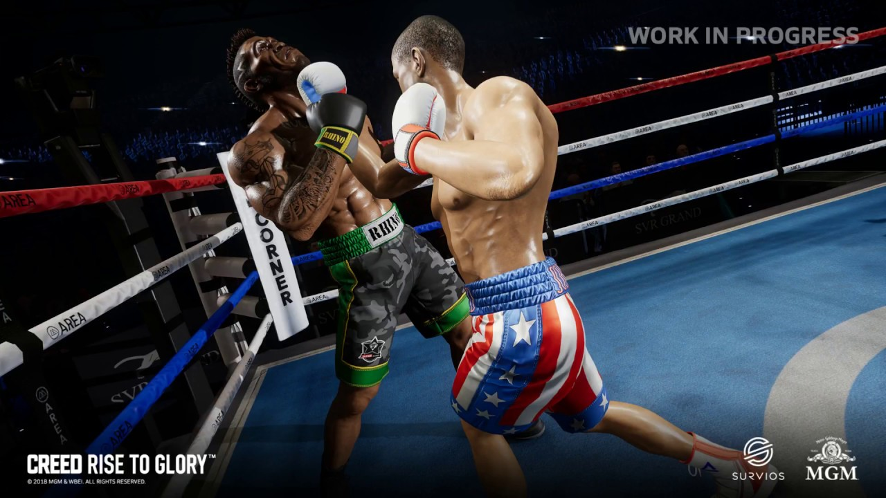Creed: Rise to Glory bekommt kostenloses Content-Update