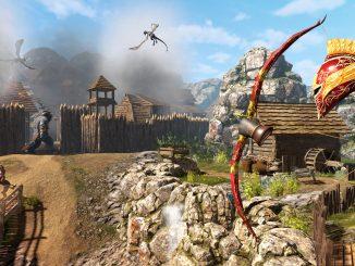 Pfeil, Bogen und VR sind auch bei Elven Assassin eine tolle Mischung.