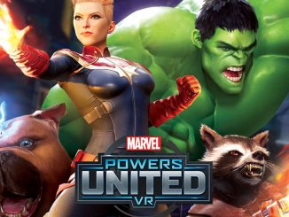 Marvel Powers Unlimited für Oculus Rift