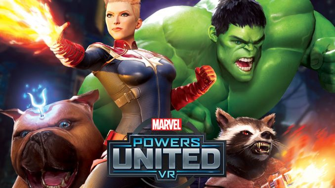Marvel Powers Unlimited für Oculus Rift