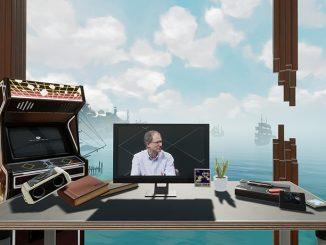 Arcade-Automaten im Oculus Home