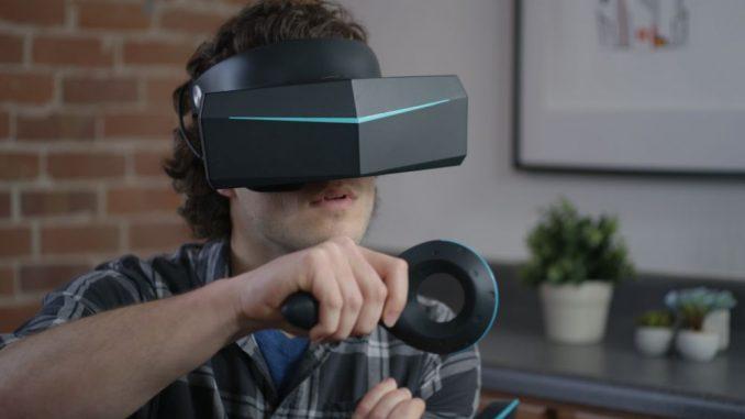 Die Pimax 8K ist die aktuell wohl am stärksten gehypte VR-Hardware.