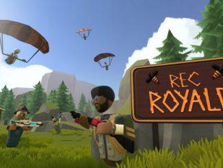 RecRoyale ist ein kostenloses Update für RecRoom