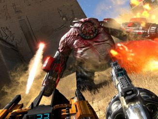 Serious Sam 3 VR: BFE ist eine 1:1-Umsetzung des Flatspieles in VR