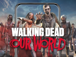 The Walking Dead: Our World ist ein AR-Spiel im Stile von Pokemon Go