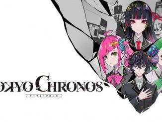 Tokyo Chronos vom Produzenten von Sword Art Online