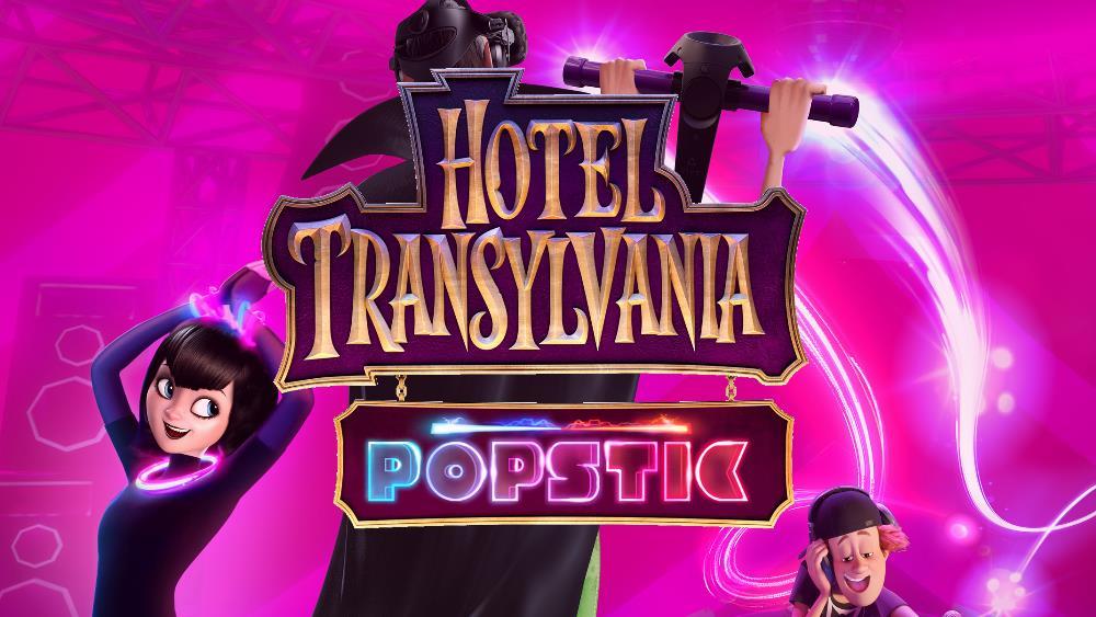 Hotel Transsilvanien VR-Experience bietet Beat Saber ähnliches Gameplay