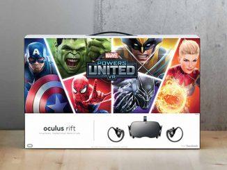 Oculus Rift Bundle mit Marvel Powers United VR