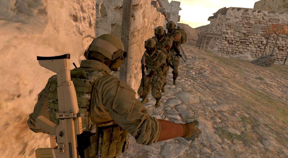 Onward: Taktischer VR-Shooter für Oculus Quest angekündigt