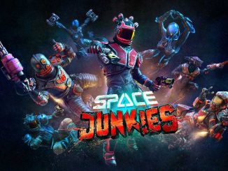 Space Junkies Artwork