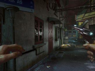 The Walker ist ein Zombie-Shooter für Playstation VR