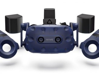 HTC Vive Pro Starter-Kit mit SteamVR Tracking 2.0