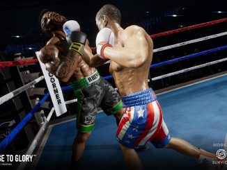 Screenshor von CREED: Rise to Glory