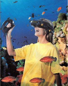 So warb Virtuality in den 1990ern für das SU2000-System.