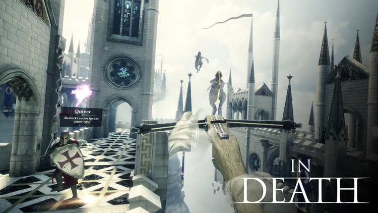 Roguelike-Shooter In Death erscheint am 27. November für PSVR