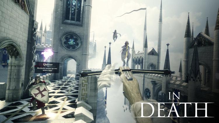 Roguelike-Shooter In Death erscheint im Juli 2020 für Oculus Quest