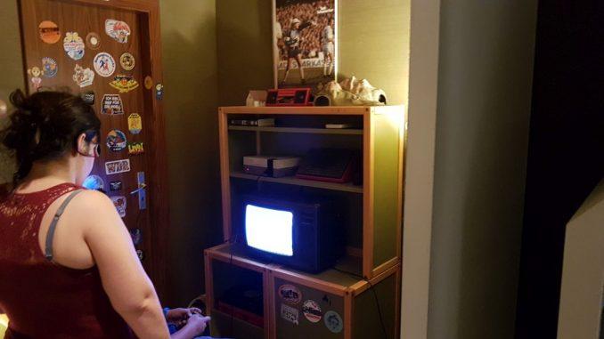 Computerspielemuseum Retro-Zimmer