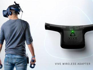 HTC Vive Wirelesss Adapter für Vive und Vive Pro