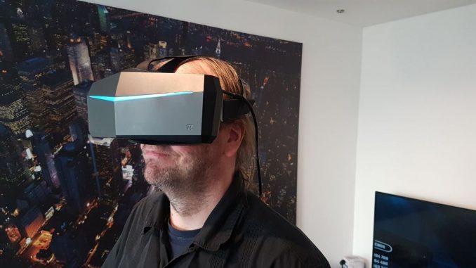 VR Legion testet die Pimax 8K und Pimax 5K+
