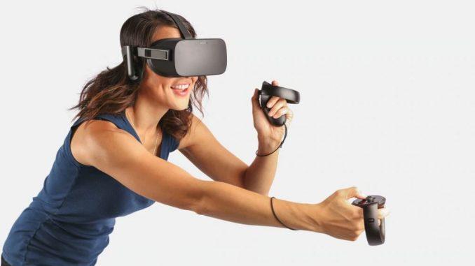Oculus Rift gemietet mit Grover