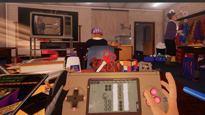 Pixel Ripped 1989 - Retro VR