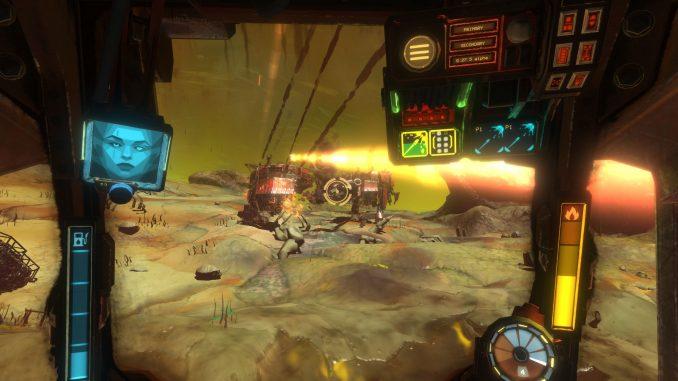 Vox Machinae - heiße Kämpfe mit gigantischen Mechs in VR