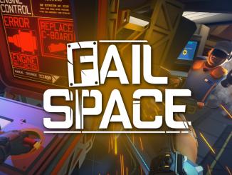 Schöner Scheitern im Weltraum mit Fail Space