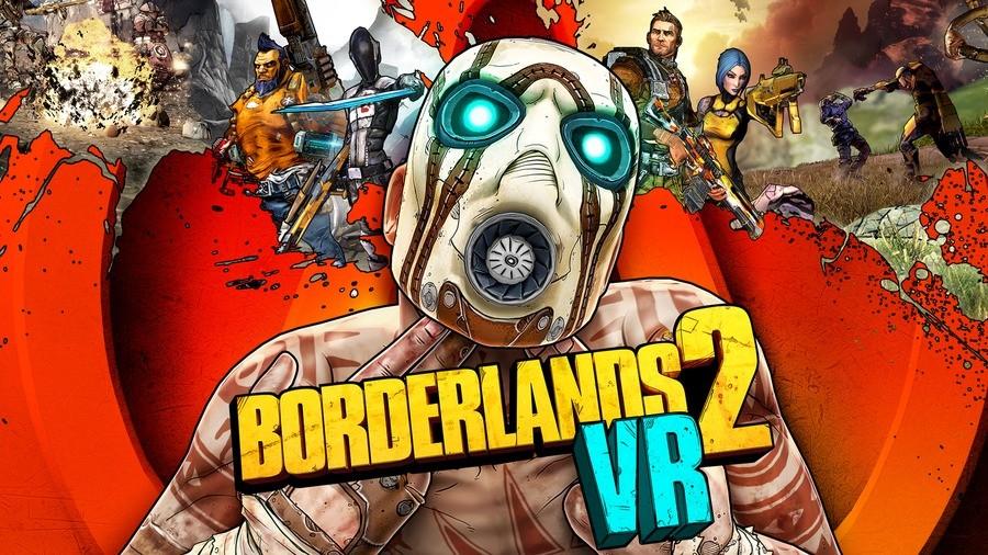 Borderlands 2 VR erscheint am 22. Oktober für PC-VR
