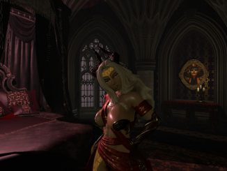 Dominatrix, ein kostenloses BDSM-Spiel für VR