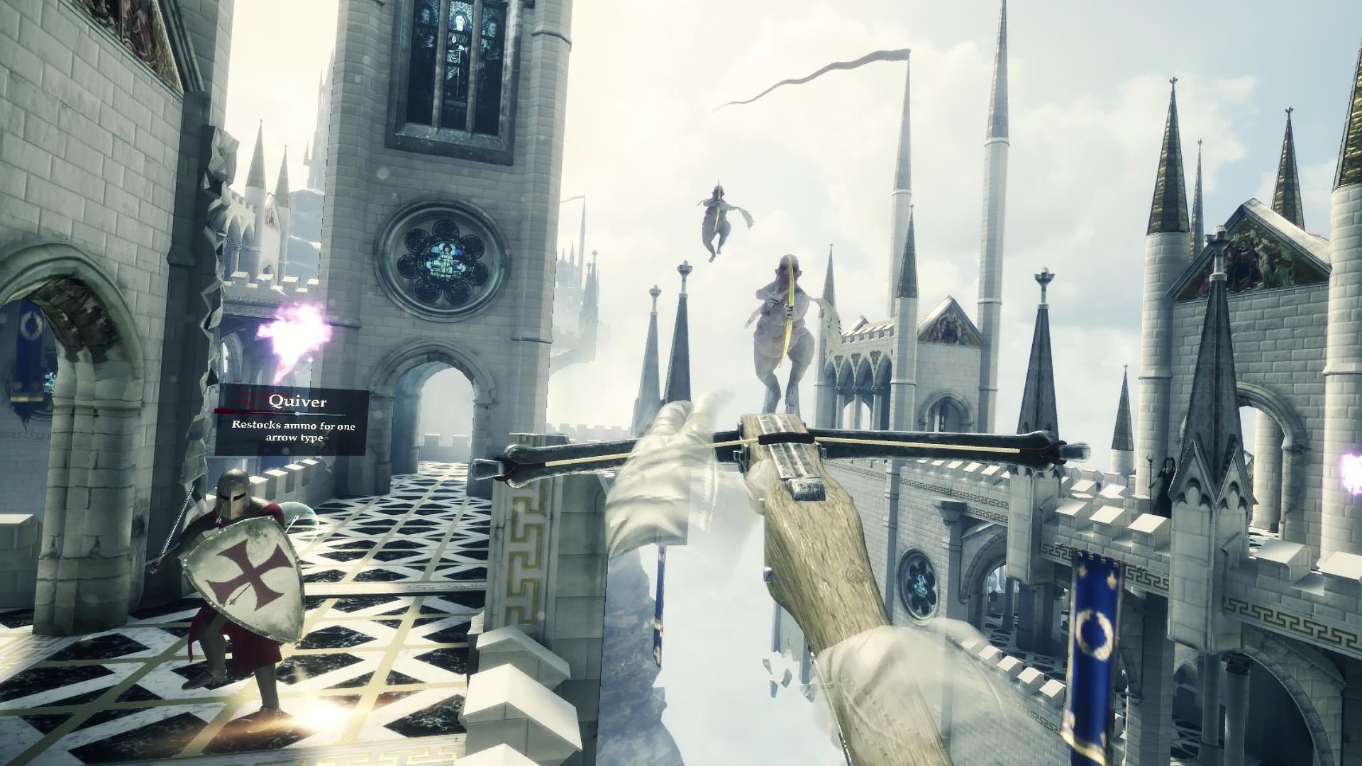 VR-Roguelite In Death verlässt Early Access mit neuen Inhalten, TupacVR verlost zwei Keys