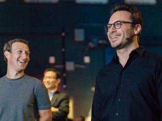 Brendan Iribe und Mark Zuckerberg