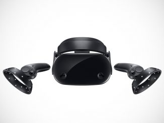 Samsung Odyssey Plus VR-Brille mit Anti-Screendoorf-Beschichtung