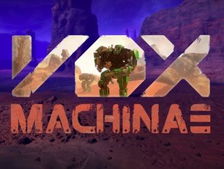 vox machinae vr battlemechs