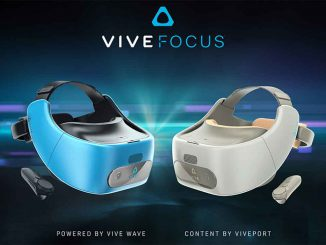 Standalone VR: Vive Focus