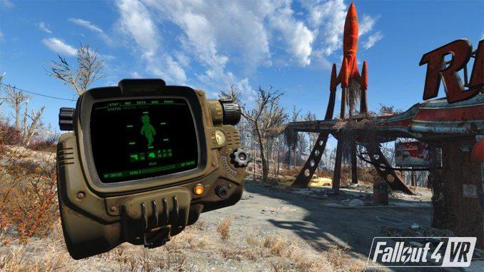 Fallout 4 VR jetzt kostenlos bei Viveport