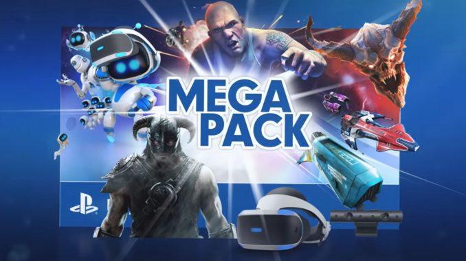 Das PSVR-Megapack enthält unter anderem Astro Bot und Skyrim VR