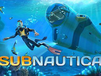 Subnautica für kurze Zeit gratis im Epic Games Store