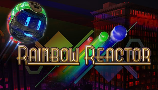 Puzzle Bobble meets Virtual Reality: Rainbow Reactor im Test
