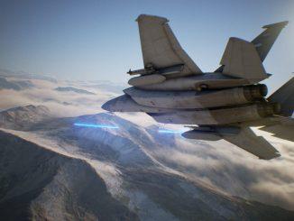 Ace Combat 7 enthält ein paar VR-Missionen