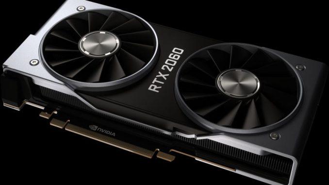 Nvidia RTX 2060: VR Einstiegslkarte mit Turing