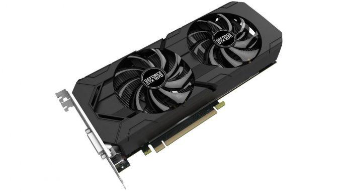 Gainward Geforce GTX 1070
